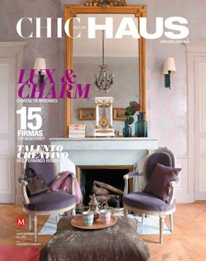 1309_CHIC HAUS-MEXICO_Chateau de Varennes_0_cover_296x376