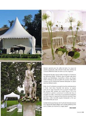 Femme mag Liban_mariage_wedding_Chateau de Varennes_10c