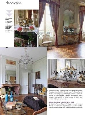 Femme mag Liban_mariage_wedding_Chateau de Varennes_5