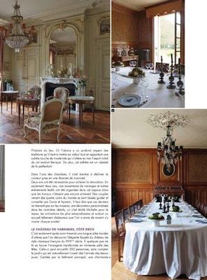 Femme mag Liban_mariage_wedding_Chateau de Varennes_6_Bourgogne