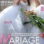 Femme mag Liban_mariage_wedding_Chateau de Varennes_cover_Burgundy