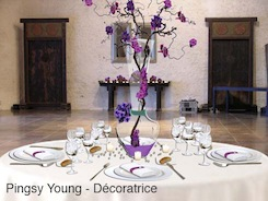 Zen_Maquette table mariage_Pingsy Young