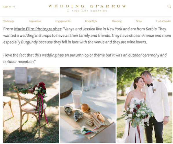 1701_press-article_wedding-sparrow_jess_vanya_chateau-de-varennes_facebook_598